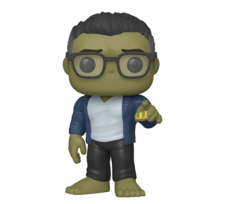 Avengers: Endgame POP! - figúrka Hulk with Taco 9 cm