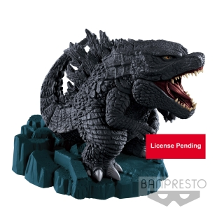 Godzilla King of the Monsters - soška Deforme Godzilla 9 cm