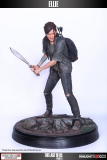 The Last of Us Part II - socha Ellie 41 cm