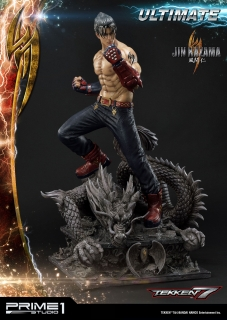 Tekken 7 - socha Jin Kazama Ultimate Version 65 cm