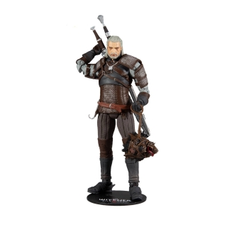 The Witcher - figúrka Geralt 18 cm