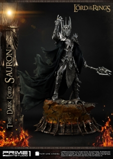 Lord of the Rings - socha The Dark Lord Sauron 109 cm