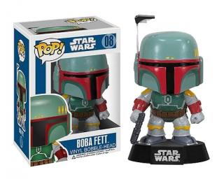 Star Wars POP! - bobble head Boba Fett 10 cm