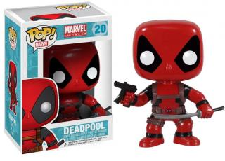 Marvel Comics POP! - bobble head Deadpool 10 cm