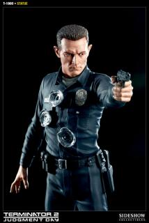Terminator 2: Judgement Day - socha T-1000 45 cm