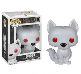 Game of Thrones POP! - figúrka Ghost 10 cm