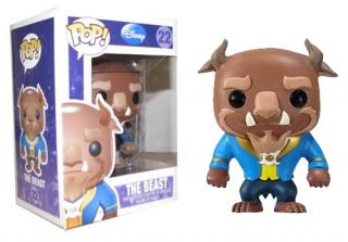 Beauty and the Beast POP! - figúrka Beast 10 cm