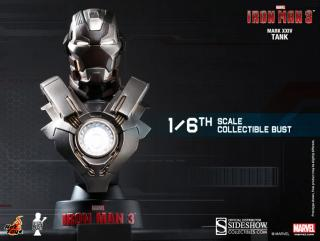 Iron Man 3 - busta Iron Man Mark XXIV Tank 11 cm