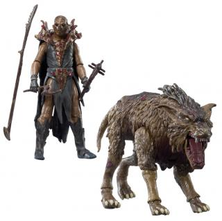 The Hobbit - figúrka Beast Pack 10 cm