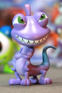 Monsters University - figúrka Randall 8 cm