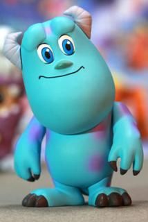 Monsters University - figúrka Sulley 8 cm